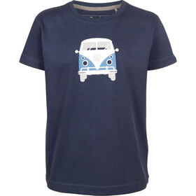 Elkline Teeins SS T-Shirt Kids darkblue